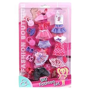 Simba Toys 105721057 - Evi Love Big Fashion Set