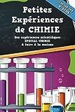 Telecharger Livres Petites Experiences de Chimie avec VIDEOS 10 Experiences de Chimie a faire a la maison pour enfants inclus les videos (PDF,EPUB,MOBI) gratuits en Francaise