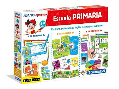 4. Escuela Primaria - Juego educativo multidisciplinar
