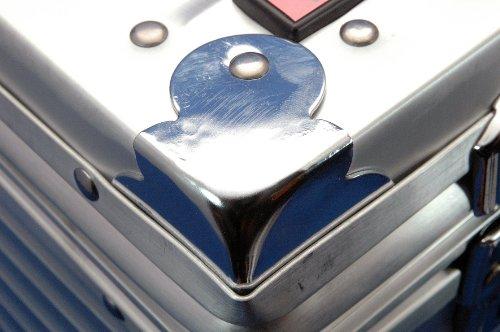 Rimowa Tropicana Foto/Video Aluminium  koffer (Wasserdicht, Staubdicht, Tropenfest) silber - 7