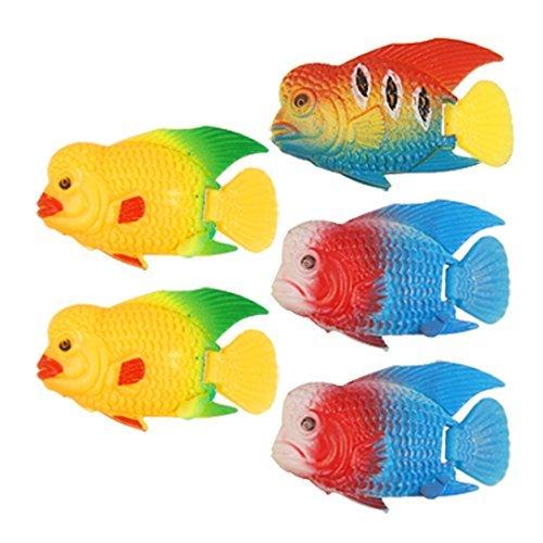 water-wood-5-pcs-plastic-artificial-swimming-goldfish-for-aquarium