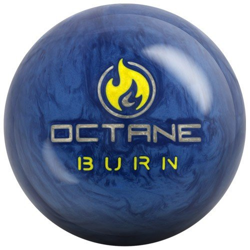 MOTIV Bowling Products und Octane Brennen Bowlingkugel, Blue Flame Pearl