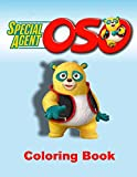 Special Agent Oso Coloring Book: One of the Best Coloring Book for Kids and Adults, Mini Coloring Book for Little Kids,