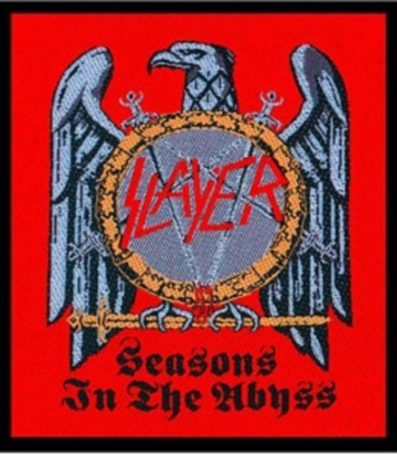 SLAYER? SEASONS IN THE ABYSS??? Patch By SLAYER (0001-01-01) (World Series Patch -)