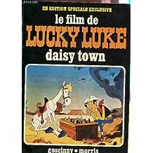 Morris - Lucky Luke - Total - Daisy town (d'après le dessin animé) - album promotionnel