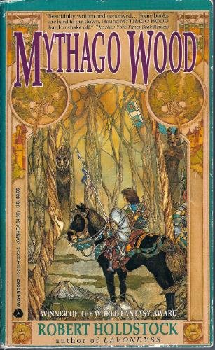 Book cover for Mythago Wood