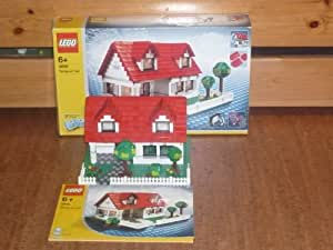 LEGO 4886 DESIGNER SET HOUSE