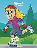 Sport-Malbuch 3: Volume 3