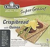Orgran Multigrain Crispbread 125 g