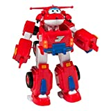 Super Wings - Vehículo transformable Jett (ColorBaby 43974)