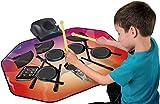 Schlagzeug Spielmatte Musikmatte SLW9887/2194