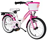 Bike * Star 40.6 cm (16 inch) Kids Children Girls Bike Bicycle – Colour Lavender Lilac & White