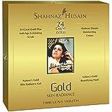 Shahnaz Husain Skin Radiance Kit, Gold, 372g
