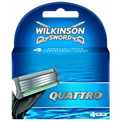 Wilkinson Sword Quattro...