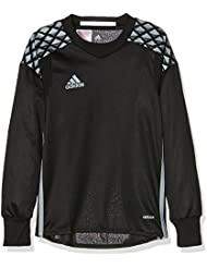 Adidas Onore 16 camiseta de portero para niños, color  - negro/gris, tamaño 8 años (128 cm)