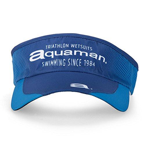 Aquaman Ocean Visier Running und Triathlon, ohne Genre, Blau, U