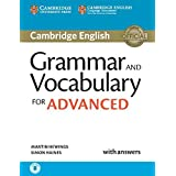 Grammar and Vocabulary for Advanced Book with Answers and Audio: Self-Study Grammar Reference and Practice (Cambridge Grammar for Exams)