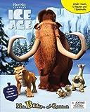 ICE AGE. Spiel- u. Beschäftigungsbuch