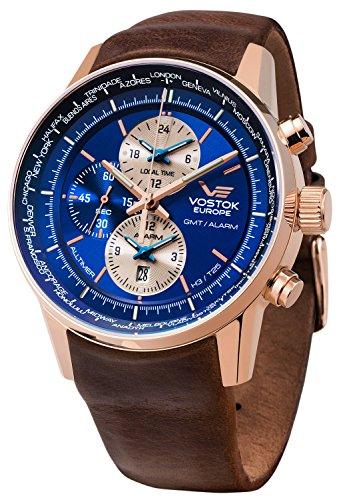 Vostok Europe Orologio da uomo YM26-565B293