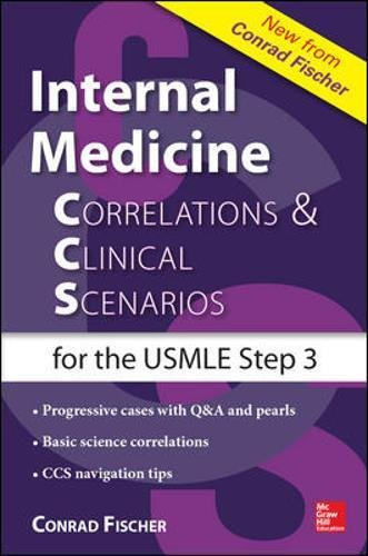 Internal medicine correlations and clinical scenarios (Medicina) por Conrad Fischer