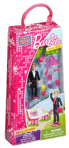 Mega Bloks 80239 Barbie Me gusta Ken