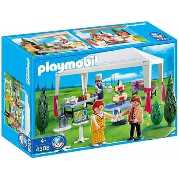 Végétation support Playmobil ref 4