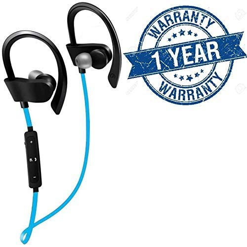 Drumstone QC 10 Wireless Neckband Bluetooth Earphones Headset