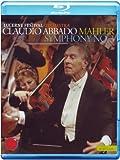 Mahler 3rd Symphony Claudio Abbado Lucerne Festival Orchestra [Blu-ray] [2007] [NTSC] [2009] [Region Free]