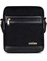 The Clownfish Emissary Sling Bag  Unisex Tablet Bag  Cross Body Bag   Messenger Bag