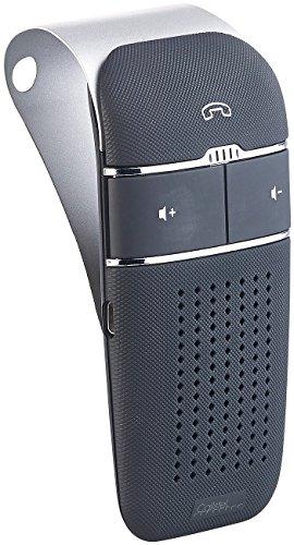 Callstel Freisprecheinrichtung: Kfz-Freisprecher, Bluetooth, Siri- & Google-kompatibel, Sprachbefehl (Kfz Freisprecheinrichtung)