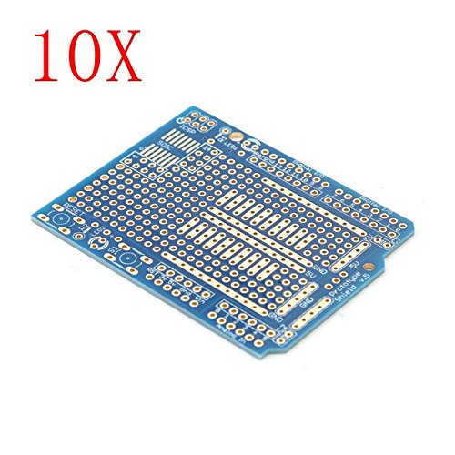 LaDicha 10St Prototyping Shield PCB Board Für Arduino
