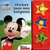 Mickey joue aux énigmes