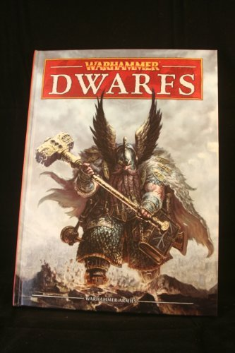 Warhammer Armies: Dwarfs (English) by Games Workshop (2014-02-15) par Games Workshop