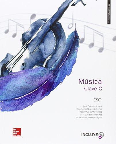 Música clave c alumno (+ 3 cd)