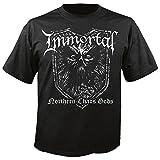 Photo de Immortal Northern Chaos Gods - T-Shirt par Immortal