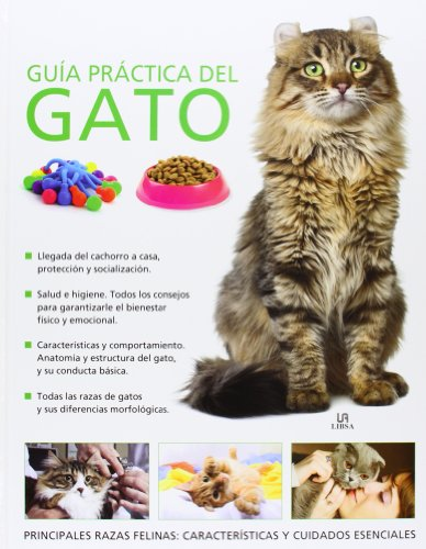 Guía Practica Del Gato (Guía Práctica)