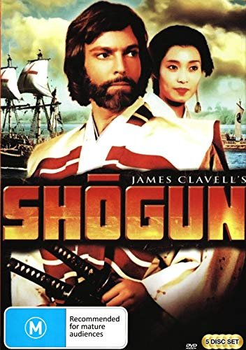 SHOGUN: THE MINI-SERIES - SHOGUN: THE MINI-SERIES (5 DVD)