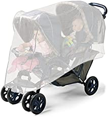 Jolly Jumper Double Tandem Strollers Insect and Bug Net
