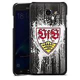 DeinDesign Samsung Galaxy J7 (2016) Hülle Case Handyhülle VfB Stuttgart Bundesliga Fußball Wappen