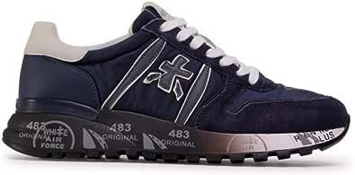 PREMIATA Sneakers Uomo Lander 3247 B Blu - Lander VAR3247B - Taglia