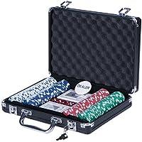 Betoys 106642–Maletín de Poker 200fichas