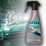 CARE Spray Wax - High-Tech Glanz-/Lackversiegelung mit Langzeiteffekt - Xxtreme Gloss & Protection