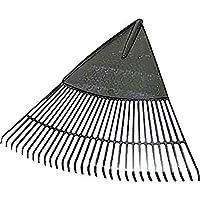 Polar Kunststoff-Laubbesen XXL Fächerbesen Kunststoffbesen Arbeitsbreite ca. 80 cm 800 g