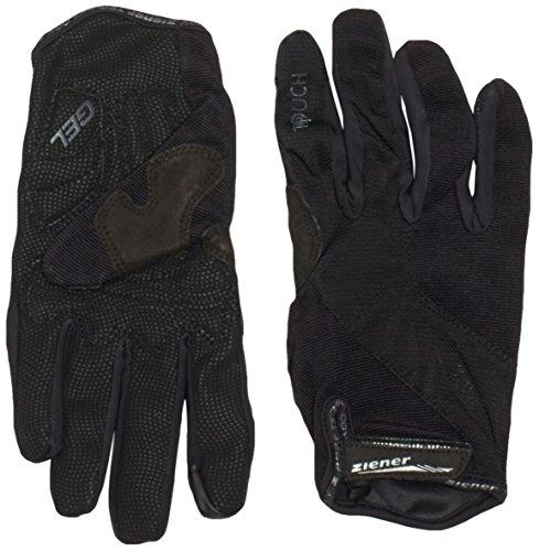 Ziener Bike Guantes Clippo Touch Long Bike Gloves