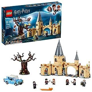LEGO Harry Potter – Sauce Boxeador de Hogwarts, Set de Construcción de Juguete (75953)