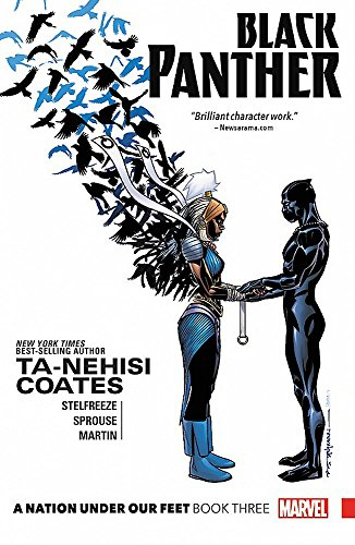 Black Panther. a Nation Under Our Feet Book 3 por Vv.Aa.