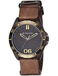 Giordano Analog Black Dial Men's Watch - A1050-03