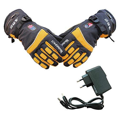 PROKTH Guantes calefactables con bateria para Hombres y Mujeres - Guantes calefactables...