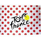 Tour de France - Maglia a Pois, Collezione Ufficiale, 140 x 100 cm