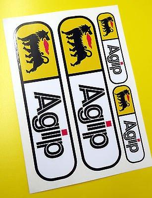 agip-style-moto-fourche-stickers-autocollants-ventre-carenage-de-sabot-boite-a-outils